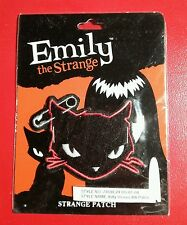 Emily The Strange Cat Patch only 2 left!!