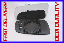 VW SHARAN 99-03 DIRECT WING MIRROR GLASS  LEFT