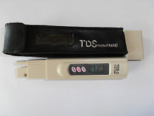 TESTER TDS MISURA IN PPM RESIDUO FISSO MG/L DEPURATORE OSMOSI PURIFICATORE !NEW!