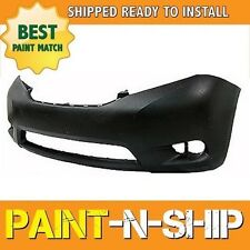 NEW 2011 2012 2013 2014 2015 Toyota Sienna LE XLE Front Bumper Painted TO1000369