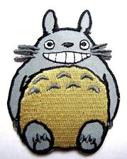 ANIME MY NEIGHBOUR TOTORO Embroidered Iron On/ Sew On patch