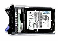 "IBM 146gb 10k SAS 2.5"" Hard Drive 43X0825 42C0248 ST9146802SS + CADDY"
