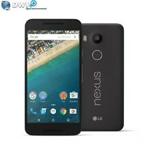 BRAND NEW LG GOOGLE NEXUS 5X H791 32GB 4G LTE UNLOCKED SMARTPHONE BLACK