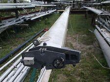 """42 feet 7 inch Z-Spar Furling Mast (7 7/8"""" x 4 7/8"""") Model Z500E Fully rigged"""