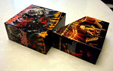 Iron Maiden Number Of The Beast  PROMO EMPTY BOX for jewel case, mini lp cd