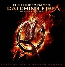 The Hunger Games: Catching Fire [Motion Picture Score] (CD,2013) NEW SEALED