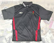 WALES PLAYERS REEBOK RUGBY TRAINING SHIRT CIRCA 2005 SIZE 3XL