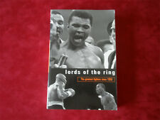 Lords of the Ring: Greatest Fighters Since 1950 by Peter Arnold (Paperback,...