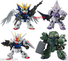 BANDAI Mobile Suit Gundam Frame Operation 02 Gashapon Figure (Set 4 pcs) Wing