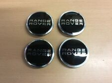 Land Rover Range Rover Alloy Wheel Centre Caps X 4 LR027409