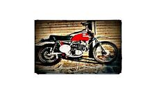 1978 Ktm 125 Bike Motorcycle A4 Photo Poster