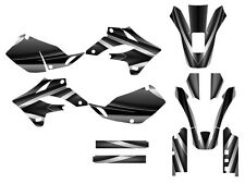 2005 2006 2007 KLX 250 KLX250 graphics sticker kit for KAWASAKI #2222 Metal