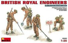 MINIART Model Kit min35083-Miniart 1:35 - BRITISH ROYAL ENGINEERS