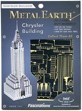 Metal Earth CHRYSLER BUILDING 3D Puzzle Micro Model