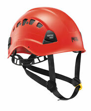 HELMET FOR INDUSTRY CASCO VERTEX VENT RED PETZL