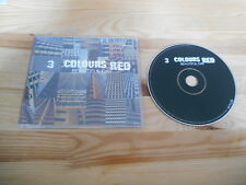 CD Indie 3 Colours Red - Beautiful Day (4 Song) MCD CREATION REC