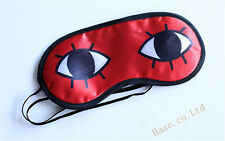 Funny Cartoon Eye Shade Sleep Mask Cover/ Blinder for Sleeping