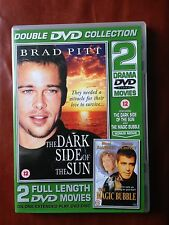 Double DVD Collection The Dark Side of the Sun and The Magic Bubble