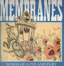 Membranes Songs of love and fury (1986) [LP]