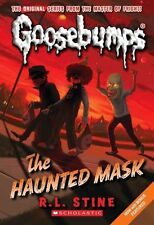 Classic Goosebumps #4: The Haunted Mask-ExLibrary