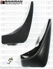BMW Genuine Rear Mudflap Set - BMW E46 323ci 325ci 328ci 330ci Coupe 2000-2003