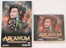 Arcanum of Steamworks and Magick Obscura and Manual