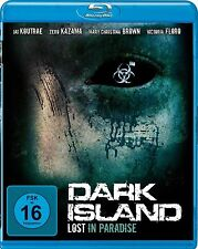 DARK ISLAND - Lost in Paradise (Blu-Ray) (NEU & OVP) (N°0086)
