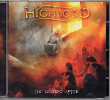 "HIGHLORD ""The Warning After"" NEU Vision Divine Secret Sphere Rhapsody POWER"