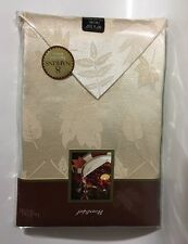 Homewear Tablecloth and Napkin Set Dinner Party Color Ivory