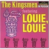 The Kingsmen In Person, The Kingsmen, Very Good Original recording reissued