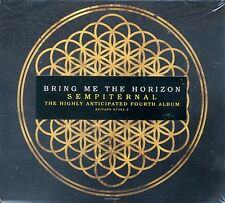 "Bring Me The Horizon ""Sempiternal"" Exclusive Limited Edition Poster CD Brand New"