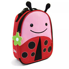 NEW Skip Hop Zoo Lunchie Ladybird Insulated Lunch Bag for Children Ages 3+