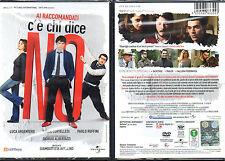 AI RACCOMANDATI C'E' CHI DICE NO - DVD (NUOVO SIGILLATO)