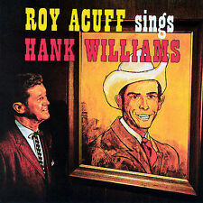 Roy Acuff Sings Hank Williams by Roy Acuff  NEW! CD FREE SHIP! COUNTRY MUSIC