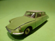 DINKY TOYS FRANCE    1:43 CITROEN DS 19   -  530   -  IN GOOD CONDITION