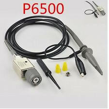 P6500 500MHz 10X High Precision Oscilloscope Passive Probe Alligator Clip