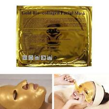 Gold Bio Collagen Face Facial Care Mask High Moisture Anti-Aging Remove Wrinkle