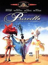 The Adventures of Priscilla, Queen of the Desert (DVD, 2000) RARE BRAND NEW