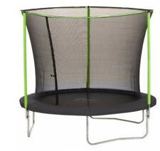 Plum 8ft Trampoline With Enclosure New Worth £149.99