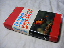 The Audubon Society NORTH AMERICAN BIRDS - WESTERN REGION Field Guide EXCELLENT