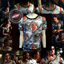 Fight Club Dancing Girls Shirt Made in USA jacket pants op523 Tyler Durden moto