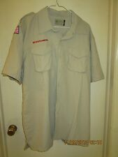 BSA/Cub, Boy Scout Newest Uniform Sht. Slv. Shirt-Size Adult 2XL (18-18 1/2)-28