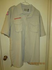 BSA/Cub, Boy Scout Newest Uniform Sht. Slv. Shirt-Size Youth Med (10-12)-13