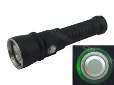 Scuba Diving 5000Lm Cree XM-L2 LED 100m Pressure Switch 18650 Flashlight Torch