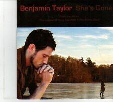 (DP105) Benjamin Taylor, She's Gone - 2009 DJ CD