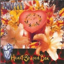 Nirvana, Heart Shaped Box, NEW/MINT original UK 12 inch vinyl single