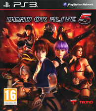 Dead Or Alive 5 PS3 Playstation 3 IT IMPORT TECMO KOEI