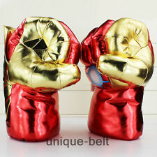 Set of 2pcs Iron Man 3 Cosplay Hands Plush Doll Punching Boxing Gloves Costume
