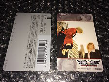MARK OF THE WOLVES Garou SNK Neo Geo AES PHONECARD JP Promo Phone Card JAPAN