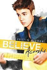 Justin Bieber: Acoustic-Maxi Poster 61cm X 91,5 Cm (nuevo Y Sellado)